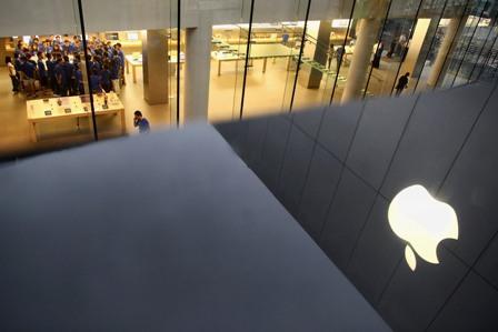Die Arbeitsbedingung eines chinesischen Zulieferers für Apple sind besorgniserregend. Foto: Feng Li/Getty Images