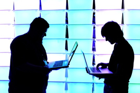 Es gibt in China ein komplexes System, um eine Cyber-Armee auszubilden. Foto: Patrick Lux/Getty Images