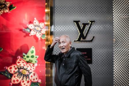 Die Überraschung der Arbeitnehmer wegen kreativer Neujahrsfestgeschenke ist groß. Foto: PHILIPPE LOPEZ/ AFP/Getty Images