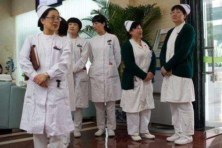 Eine weitere Verbreitung der Hand-Fuß-Mund-Krankheit in China ist nicht auszuschließen. Foto: ED JONES/AFP/Getty Images