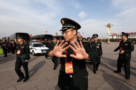 Gerät die größte Armee der Welt außer Kontrolle? Foto: Lintao Zhang/Getty Images