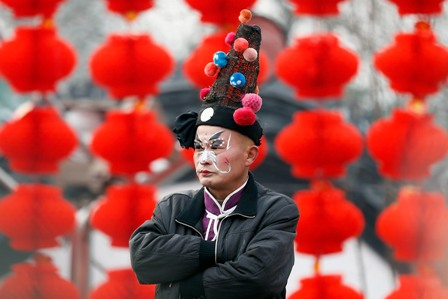 China: Neujahrsgrüße 200.000 Mal mit 'Hau ab!' beantwortet