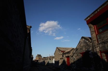 Viele alte Gebäude in China wurden zerstört. Foto: Feng Li/Getty Images