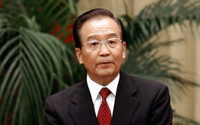 Wen Jiabao, ehemaliger Premierminister der KPCh.   Foto: Lintao Zhang/Getty Images