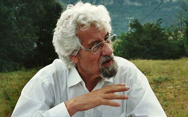 Friedensnobelpreisträger und Quantenphysiker Hans-Peter Dürr.   Foto: Roland R. Ropers