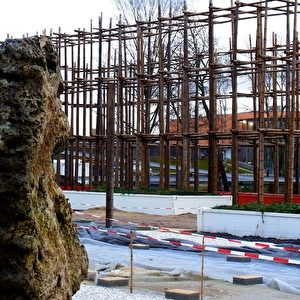 Projekt Umwelthauptstadt auf der Gartenschau Hamburg-Wilhelmsburg. Foto: Elke Backert