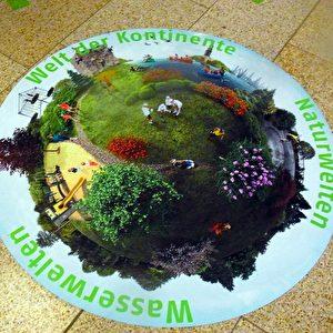 Natur-Welten auf der Gartenschau in Hamburg-Wilhelmsburg. Foto: Elke Backert
