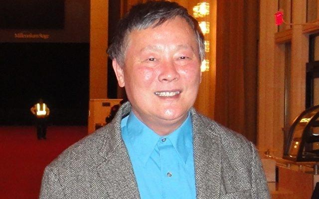 Der renommierte Menschenrechtsaktivist Wei Jingsheng im Kennedy Center in Washington DC, am 29. Januar aufgenommen, nachdem er die Shen Yun Aufführung  gesehen hatte. Foto: Le Hai / The Epoch Times