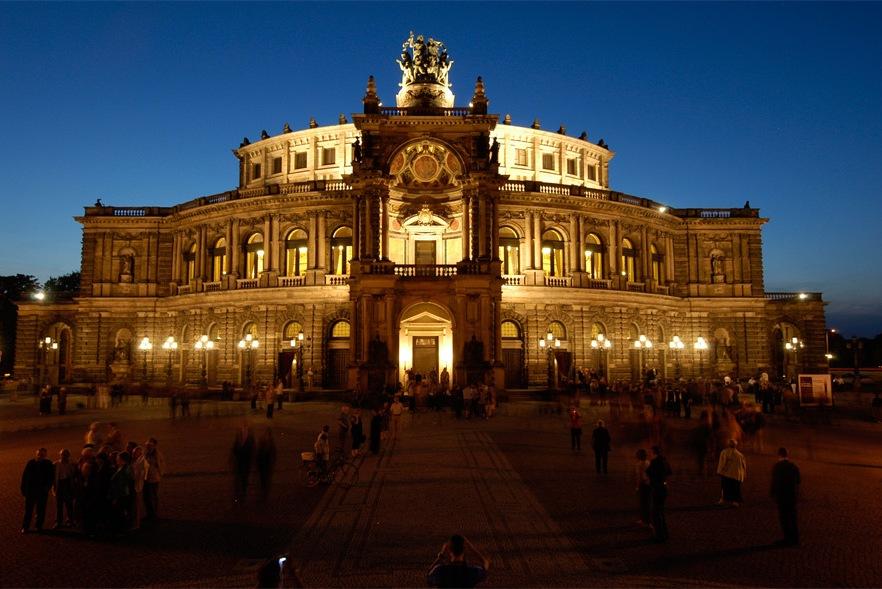 Semperoper: 150 Jahre Richard Strauss Jubiläum