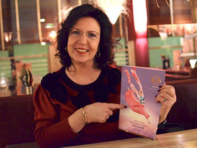 Ingeborg Tichy-Luger, Präsidentin des Ballettclubs Wiener Staatsoper.