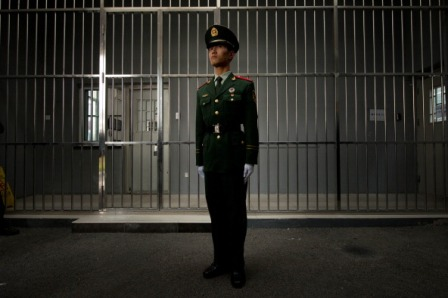 China: Volkskongress will das Arbeitslagersystem reformieren