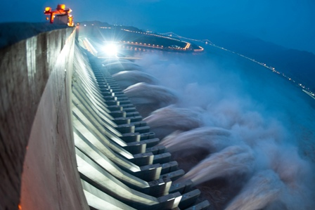 China: Staudämme am Jangtsekiang zerstören Fischbestand