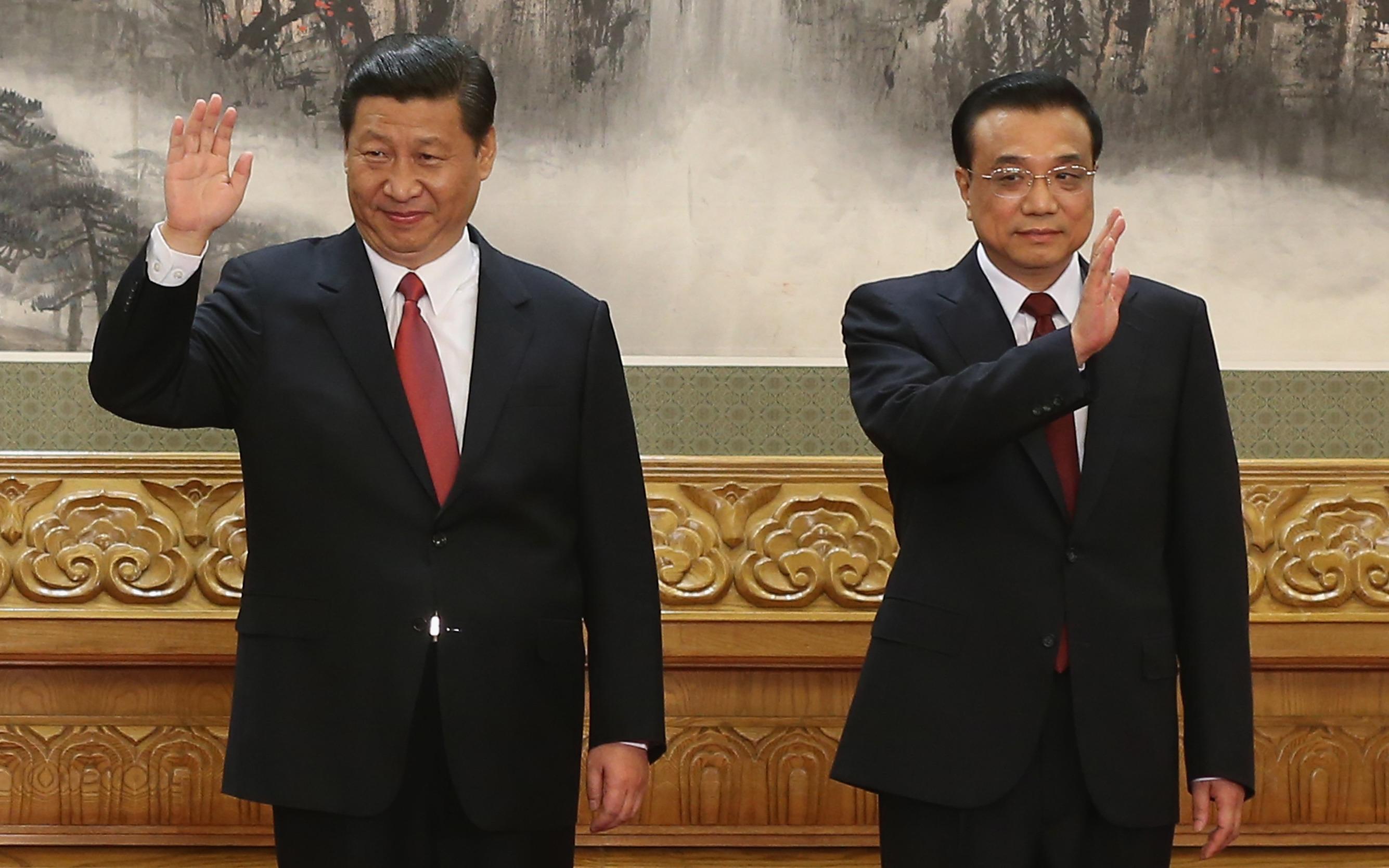 EU-China-Videokonferenz: EU-Spitzen konferieren mit Chinas Regierungschef Li Keqiang
