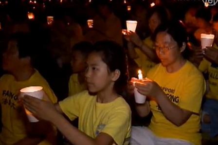 Falun Gong ist eine friedliche buddhistische Kultivierungsschule. Foto: NTDTV