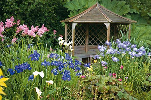 Mit jedem Garten schützt man Arten. Foto: Jane Powers / Verlag Freies Geistesleben