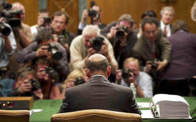 Da braucht man Persönlichkeit.  Foto: AFP/Getty Images