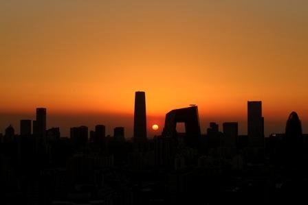 Ein totaler Kollaps der Gesellschaft in China im Jahr 2014? Foto: Feng Li/Getty Images