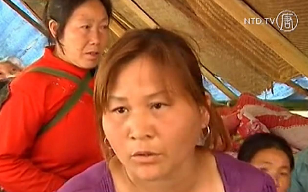 China: Wenig Hilfe für Erdbeben-Opfer