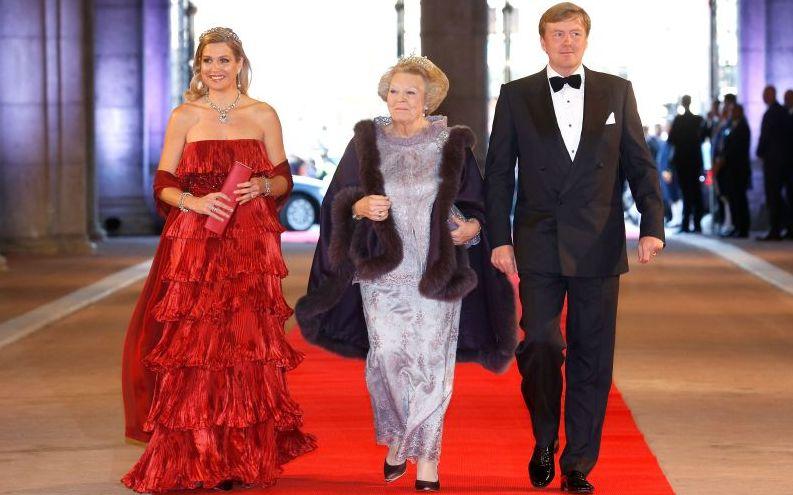 Abdankung von Königin Beatrix der Niederlande