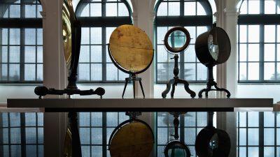 Zwinger: Wiedereröffnung des Mathematisch-Physikalischen Salons