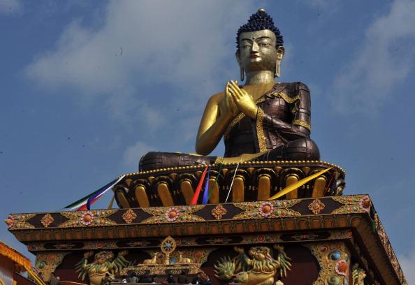 Indien: Buddha Shakyamuni wurde 2.556 Jahre alt