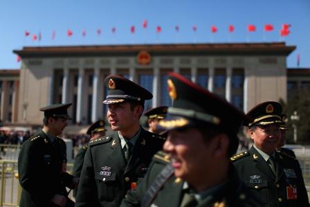 China: Versucht die Volksbefreiungsarmee westliche Länder zu beeinflussen?