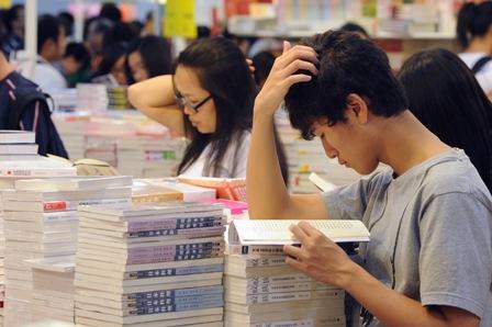 China: Verbotene Bücher sind begehrte Geschenke für Beamte