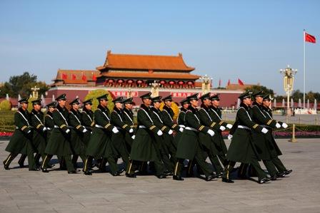 China: Wird das Komitee für Politik und Recht abgeschafft?