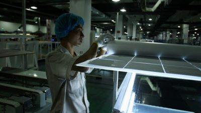 China: Schleppendes Insolvenzverfahren von großem Solar-Unternehmen