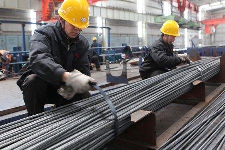 China: Stahlpreis fällt auf Vier-Jahres-Tief