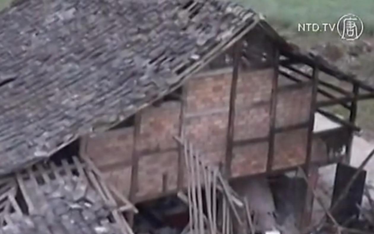 China: angeblich 21 Milliarden Euro Wirtschaftsschaden durch Erdbeben