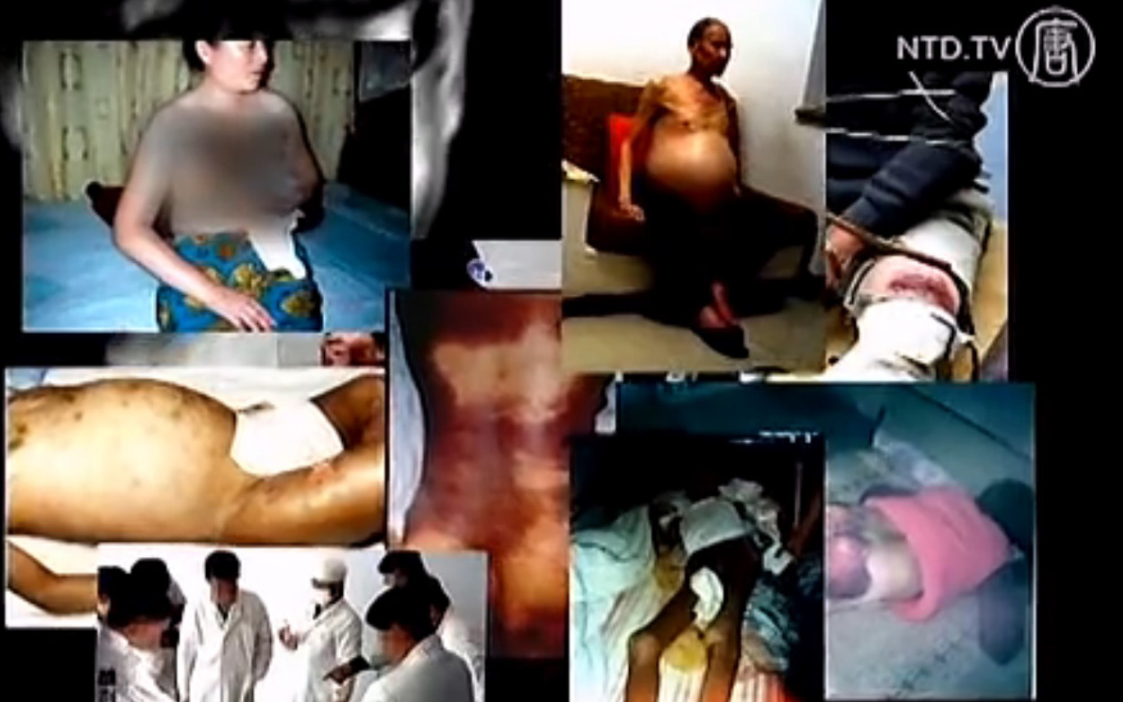 "Dokumentarfilm ""Above the Ghosts' Heads"" enthüllt Folter im Masanjia Arbeitslager"