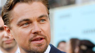 Neben DiCaprio ins Weltall starten – für 1.5 Millionen Dollar