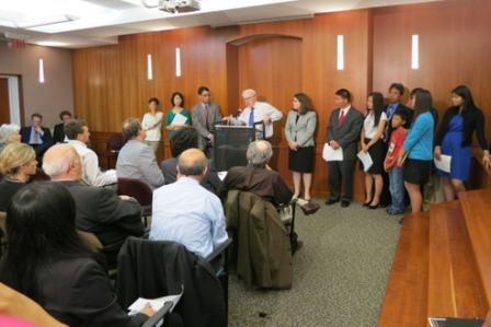 Vier Abgeordnete der USA fordern Freilassung von 16 Gefangenen in China