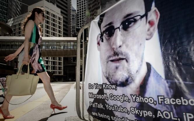 In einer Kehrtwendung spricht Snowden von der Überwachung Chinas durch die USA