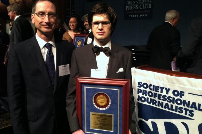 Epoch Times Reporter in USA ausgezeichnet für Berichte über Organraub