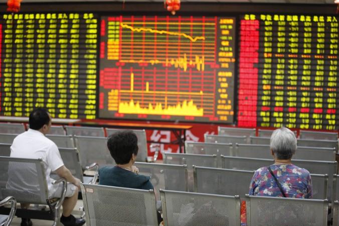 Chinas Verlust am Aktienmarkt lässt größere Probleme vermuten