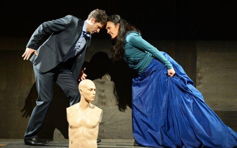 "Händels Oper ""Teseo"" im Bockenheimer Depot der Oper Frankfurt"