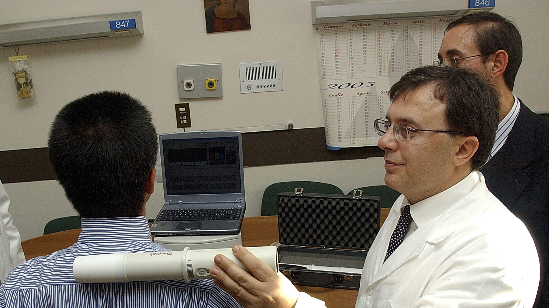 Innovative Erfindung – Bioscanner durchleuchtet Körper