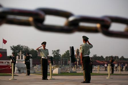 China: Austrittswelle aus der Kommunistischen Partei