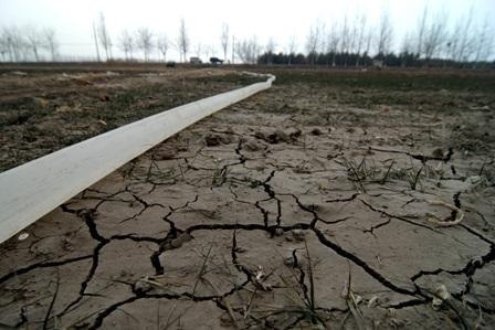 China: Die Nordchinesische Ebene entwickelt sich zur Wüste