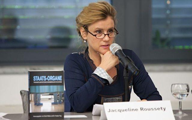 Jaqueline Roussety