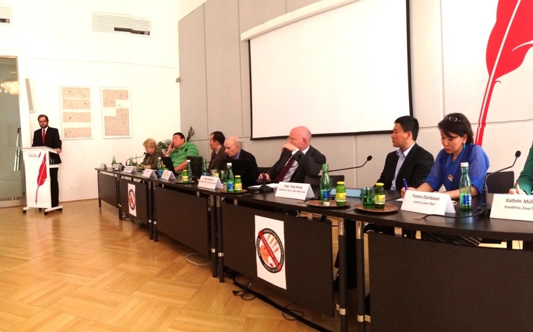 Geschichtsträchtiges Symposium in Wien über lukrativen Organraub in China