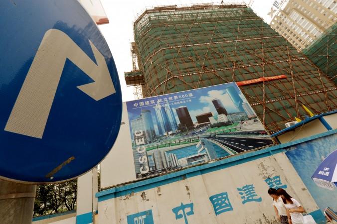 Chinas Immobilienmarkt durch Überangebot gefährdet