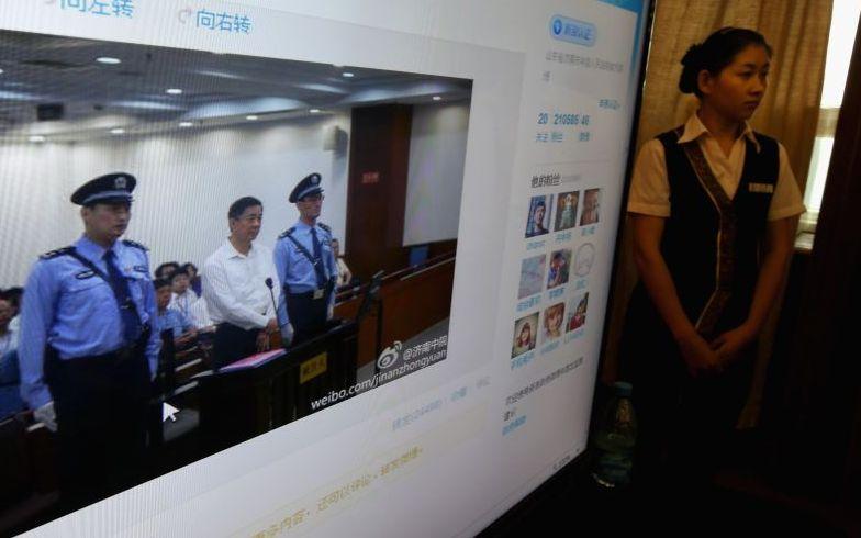 Bo Xilai-Prozess: Was die Chinesen nicht lesen sollen