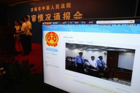 China: Dramatische Wende im Prozess gegen Bo Xilai bringt Medien aus dem Konzept