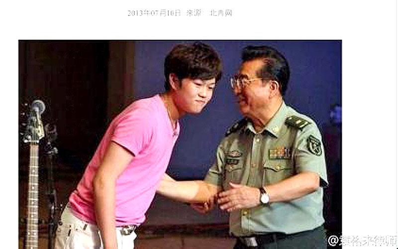 So wild treiben es die verzogenen Kinder von Chinas KP-Bonzen