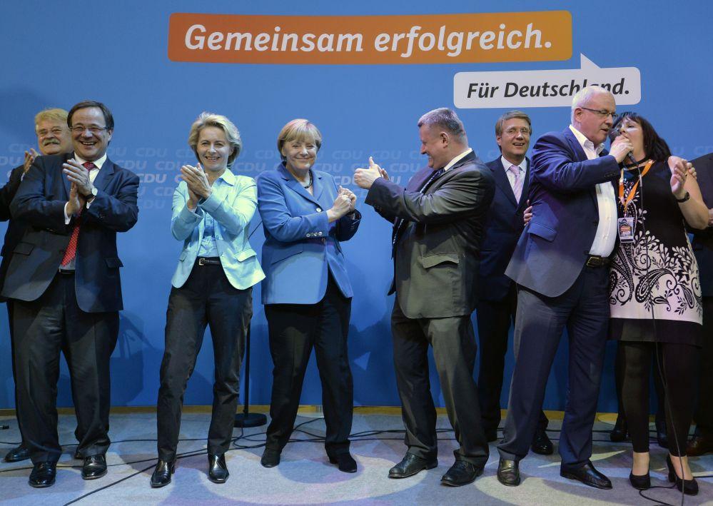 An Tagen wie diesen – Sieg der Merkel-CDU