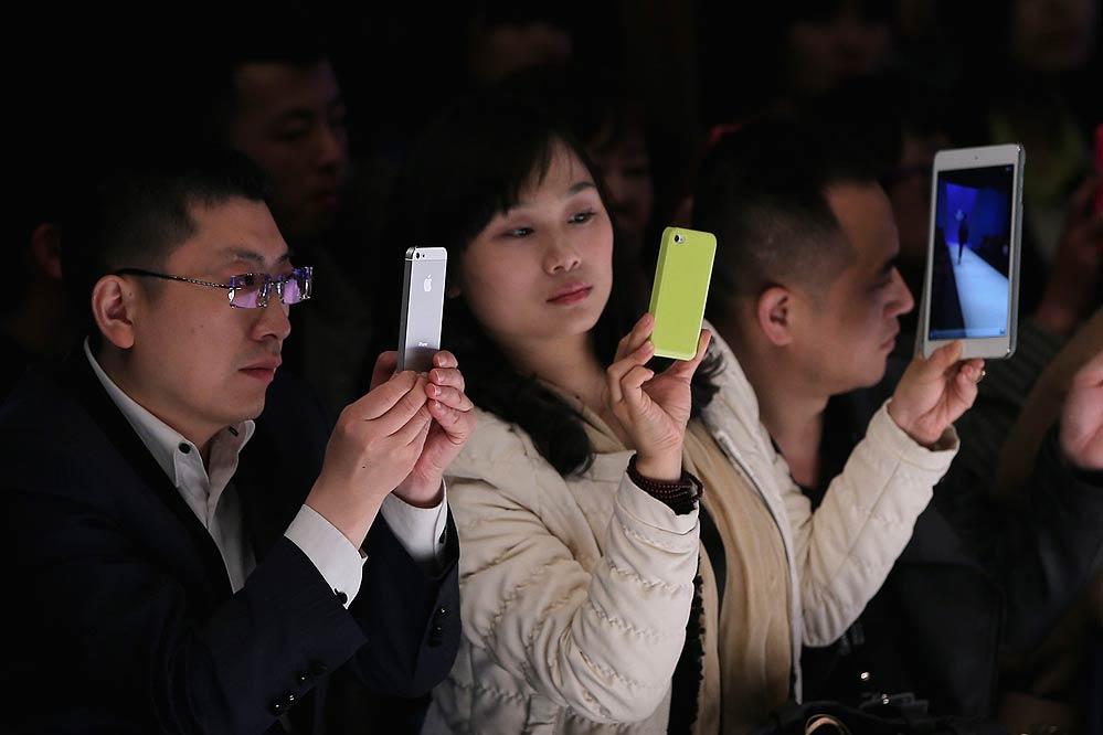 China: Apple will Smartphone-Anteil bis 2014 verdoppeln