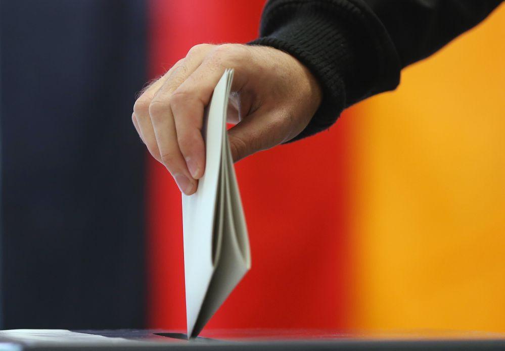 Erstaunter Blick von Chinas Bürgern auf die Bundestagswahl
